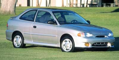 1999 Hyundai Accent Vehicle Photo in Queensbury, NY 12804