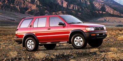1999 Nissan Pathfinder Vehicle Photo in Chelsea, MI 48118