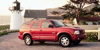 1999 Oldsmobile Bravada Vehicle Photo in Greeley, CO 80634
