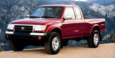 1999 Toyota Tacoma Vehicle Photo in Redding, CA 96002
