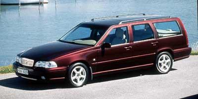 1999 Volvo V70 Vehicle Photo in San Angelo, TX 76903