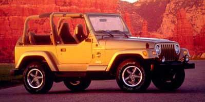 1999 Jeep Wrangler Vehicle Photo in Colorado Springs, CO 80905