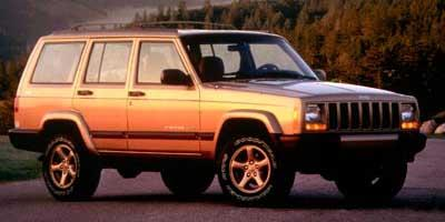 1999 Jeep Cherokee Vehicle Photo in Colorado Springs, CO 80905