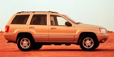 1999 Jeep Grand Cherokee Vehicle Photo in Casper, WY 82609