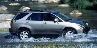 1999 Lexus RX 300 Luxury SUV Vehicle Photo in Spokane, WA 99207