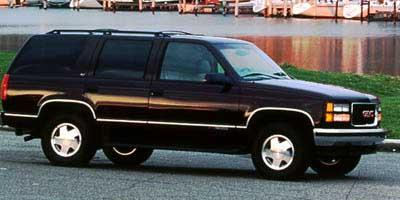 1999 GMC Yukon Vehicle Photo in Odessa, TX 79762