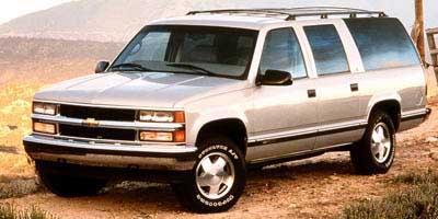 1999 GMC Suburban Vehicle Photo in Akron, OH 44320