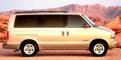 1999 Chevrolet Astro Passenger Vehicle Photo in Colorado Springs, CO 80905