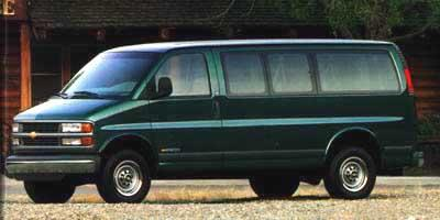 1999 Chevrolet Express Van Vehicle Photo in Wendell, NC 27591