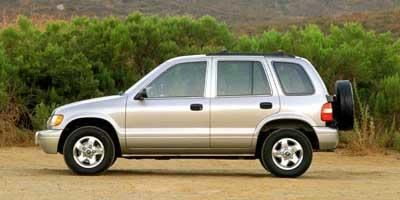 1999 Kia Sportage Vehicle Photo in Anchorage, AK 99515