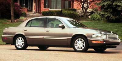 2000 Buick Park Avenue Vehicle Photo in Colorado Springs, CO 80905