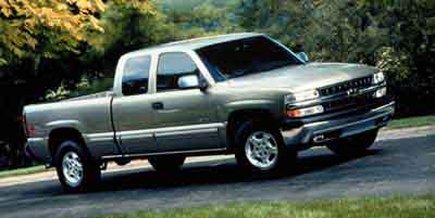 2000 Chevrolet Silverado 1500 Vehicle Photo in Burlington, WI 53105