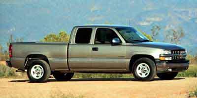 2000 Chevrolet Silverado 1500 Vehicle Photo in Vincennes, IN 47591