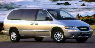 2000 Chrysler Town & Country Vehicle Photo in Anchorage, AK 99515