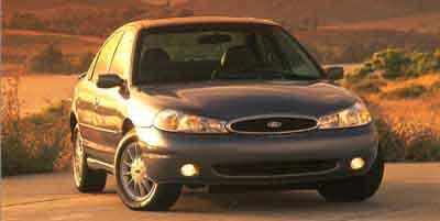 2000 Ford Contour Vehicle Photo in Oklahoma City, OK 73162