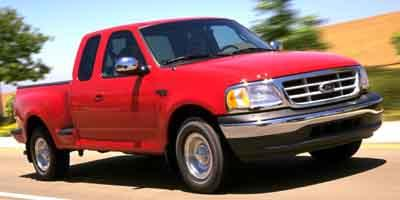 2000 Ford F-150 Vehicle Photo in Mukwonago, WI 53149