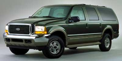 2000 Ford Excursion Vehicle Photo in Houston, TX 77074