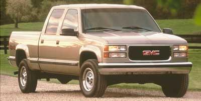 2000 GMC Sierra 2500 Crew Cab Vehicle Photo in Anchorage, AK 99515