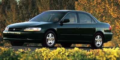 2000 Honda Accord Sedan Vehicle Photo In Dover, OH 44622