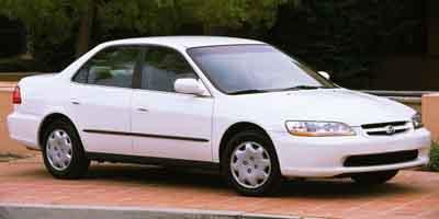 2000 Honda Accord Sedan Vehicle Photo in Augusta, GA 30907