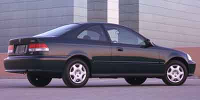 2000 Honda Civic Vehicle Photo In Many, LA 71449