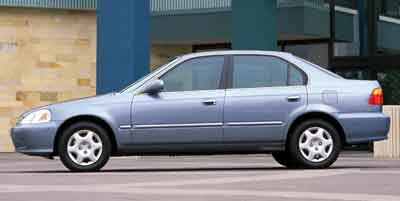 2000 Honda Civic Vehicle Photo in Charleston, SC 29407
