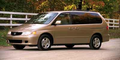 d064749edb Palatka Silver 2000 Honda Odyssey  Used Van for Sale -NN10608B
