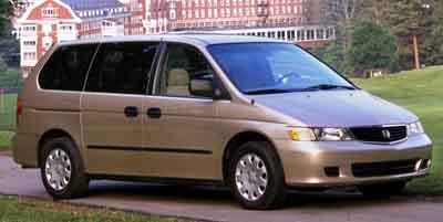 2000 Honda Odyssey Vehicle Photo in Augusta, GA 30907