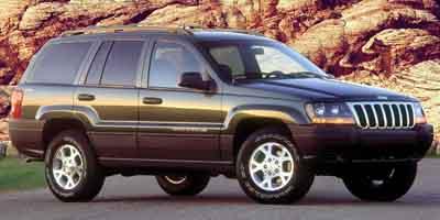 2000 Jeep Grand Cherokee Vehicle Photo in Joliet, IL 60435