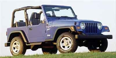 Great 2000 Jeep Wrangler Vehicle Photo In Rockford, IL 61107