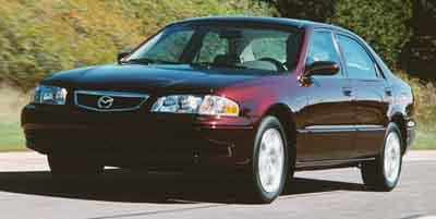 2000 Mazda 626 Vehicle Photo in Richmond, VA 23231
