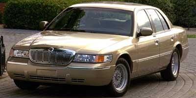 2000 Mercury Grand Marquis Vehicle Photo in Colorado Springs, CO 80920