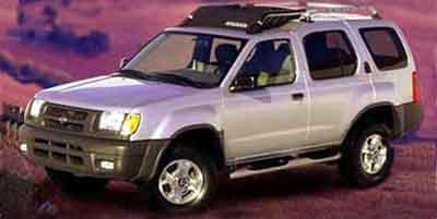 2000 Nissan Xterra Vehicle Photo in Albuquerque, NM 87114
