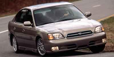 2000 Subaru Legacy Vehicle Photo in Colorado Springs, CO 80905