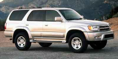 2000 Toyota 4Runner Vehicle Photo in Knoxville, TN 37912