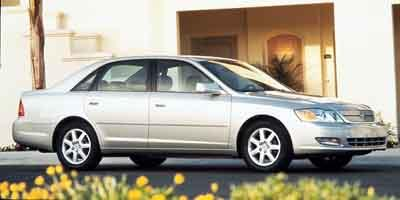 2000 Toyota Avalon Vehicle Photo in Annapolis, MD 21401