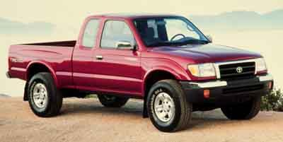 2000 Toyota Tacoma Vehicle Photo in Greeley, CO 80634