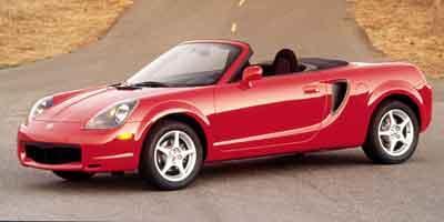 2000 Toyota MR2 Spyder Vehicle Photo in Richmond, VA 23231