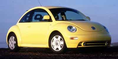 2000 Volkswagen New Beetle Vehicle Photo in Madison, WI 53713