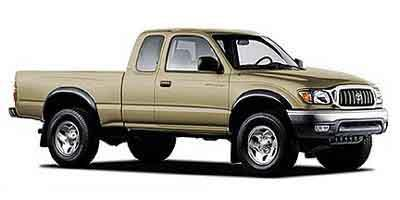 Used 2001 Black Sand Pearl Toyota Tacoma Xtracab Auto 4wd For