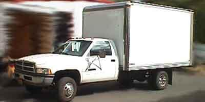 2001 Dodge Ram BR3500 Vehicle Photo in Danville, KY 40422