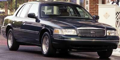 2001 Ford Crown Victoria Vehicle Photo in Joliet, IL 60435