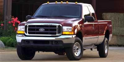 2001 Ford Super Duty F-350 SRW Vehicle Photo in Bend, OR 97701
