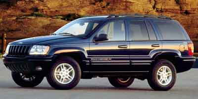 2001 Jeep Grand Cherokee Vehicle Photo in Gardner, MA 01440