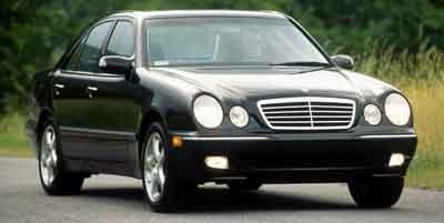 2001 Mercedes-Benz E-Class Vehicle Photo in Augusta, GA 30907