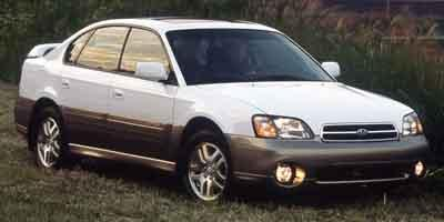2001 Subaru Legacy Vehicle Photo in Pittsburgh, PA 15226