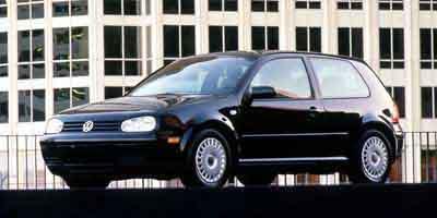 2001 Volkswagen Golf Vehicle Photo in Puyallup, WA 98371