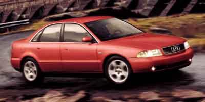 2001 Audi A4 Vehicle Photo in Doylsetown, PA 18901