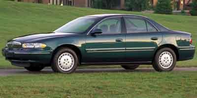 2001 Buick Century Vehicle Photo in Knoxville, TN 37912