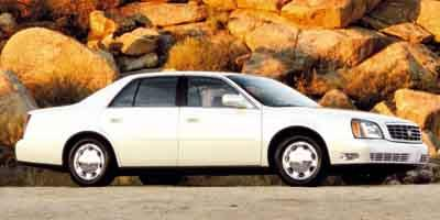 2001 Cadillac DeVille Vehicle Photo in Madison, WI 53713